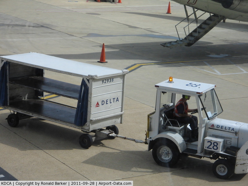 Airport Baggage Tugs http://www.airport-data.com/airport/photo/023971.html