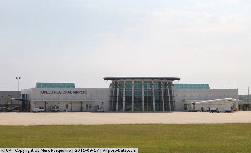 Picture of Tupelo Regional Airport - Picture from airport-data.com