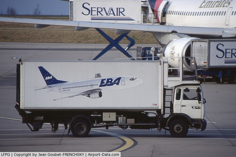 Paris Charles de Gaulle Airport (Roissy Airport), Paris France (LFPG) - CDG T1