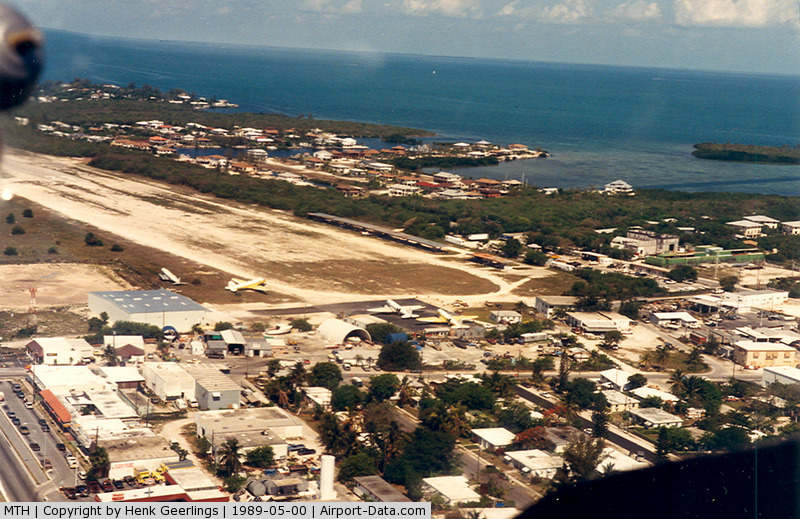 The Florida Keys Marathon Airport (MTH) -  Monroe Mosquito Control District