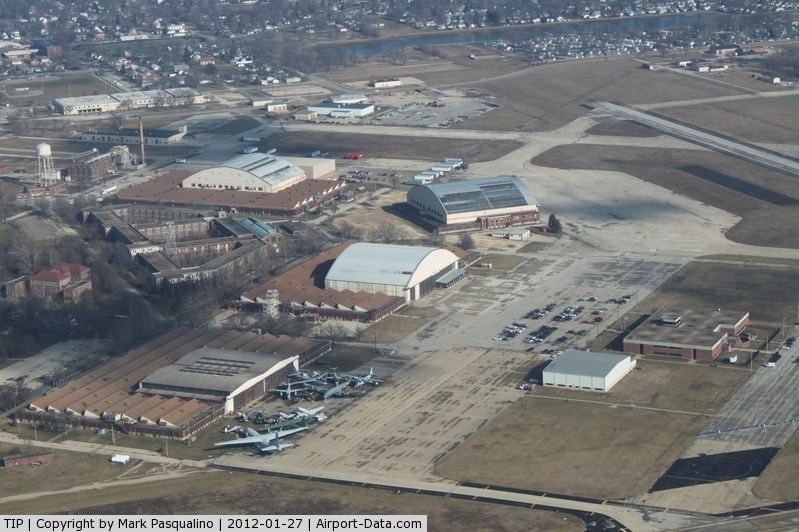 Rantoul Natl Avn Cntr-frank Elliott Fld Airport (TIP) - Rantoul National Center Airport