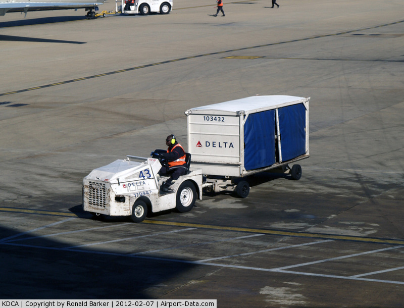 Airport Baggage Tugs http://www.airport-data.com/airport/photo/025911.html