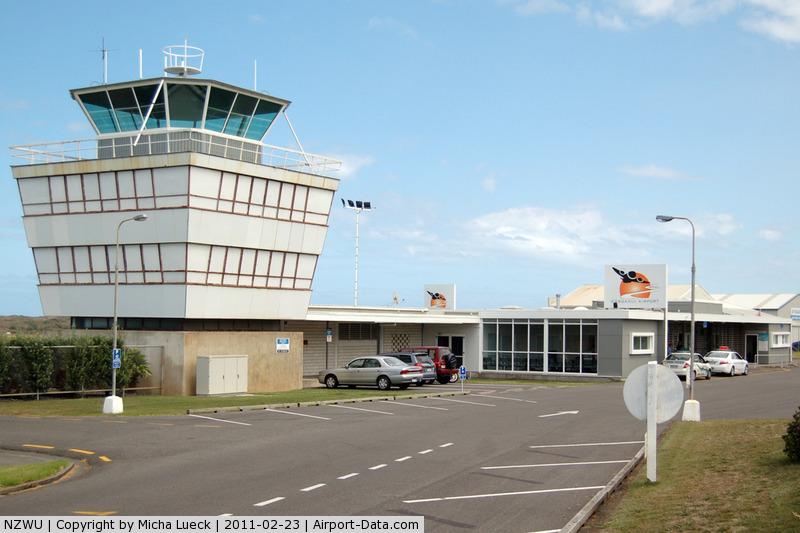 Wanganui Airport, Wanganui New Zealand (NZWU) - Wanganui airport