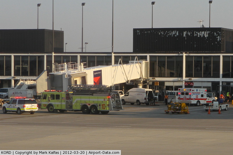 Chicago ohare international airport ord photo publicscrutiny Gallery