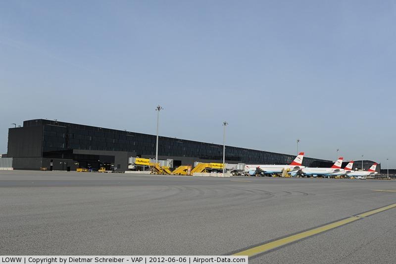 Vienna International Airport, Vienna Austria (LOWW) - Vienna Airport