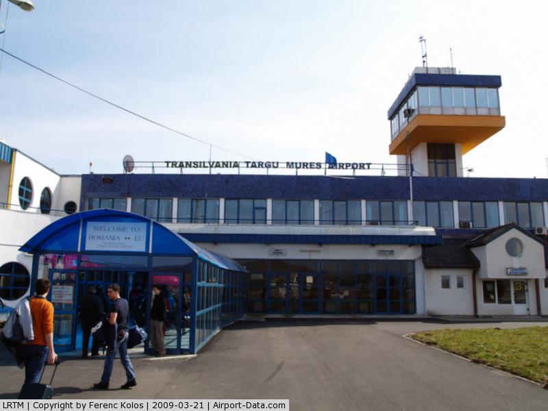 Târgu Mure? International Airport, Târgu-Mure? Romania (LRTM) - Targu-Mures