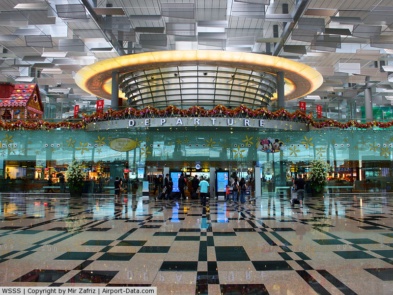how to get from changi international to changi terminal 3