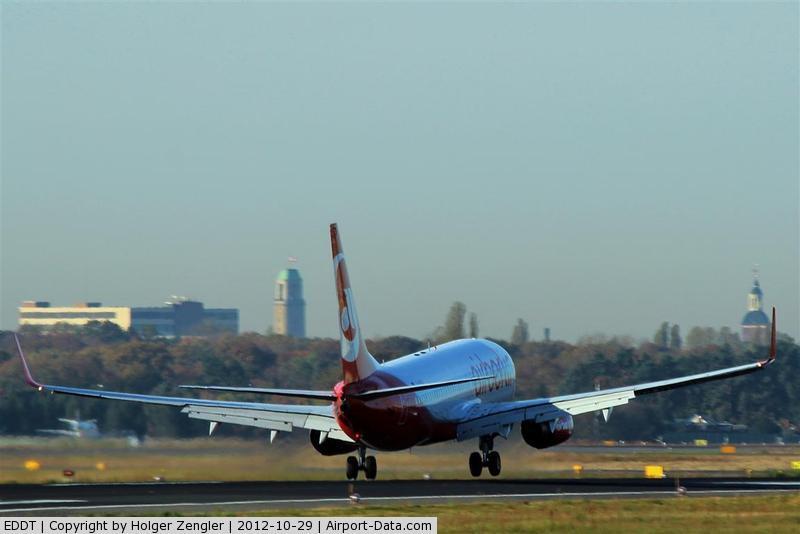 Tegel International Airport (closing in 2011), Berlin Germany (EDDT) - Most final approach on rwy 26R......
