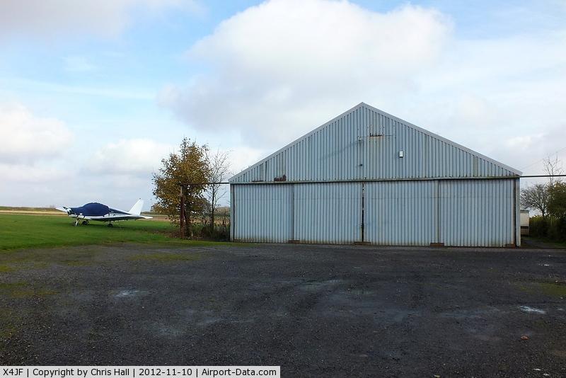 X4JF Airport - Jericho Farm Airfield, Nottinghamshire