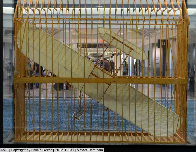 Hartsfield - Jackson Atlanta International Airport (ATL) - Glider Atlanta