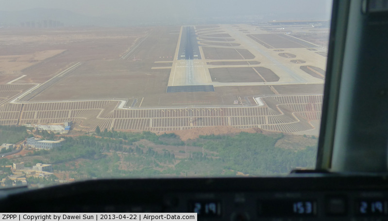 Kunming Wujiaba International Airport, Kunming, Yunnan China (ZPPP) - Kunming Changshui