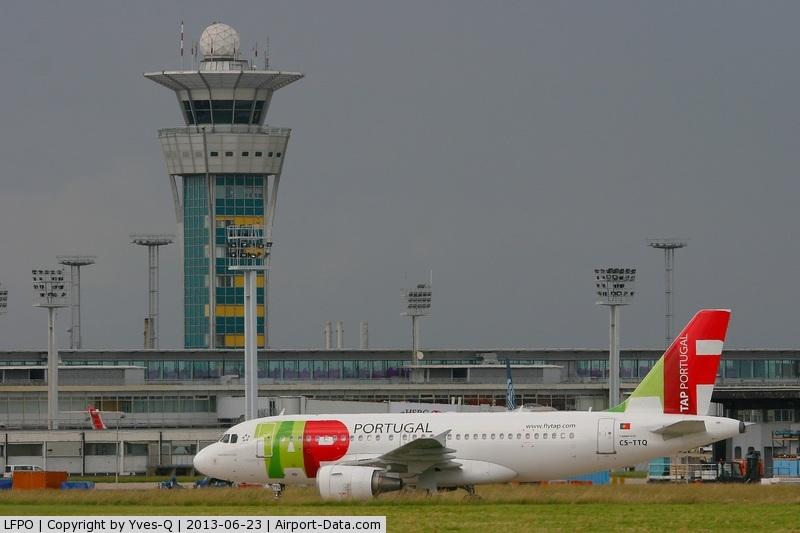 Paris Orly Airport, Orly (near Paris) France (LFPO) - Control Tower, Paris-Orly Airport (LFPO-ORY)
