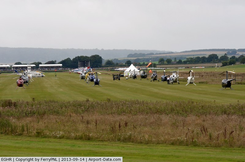 Goodwood Airfield Airport, Chi...