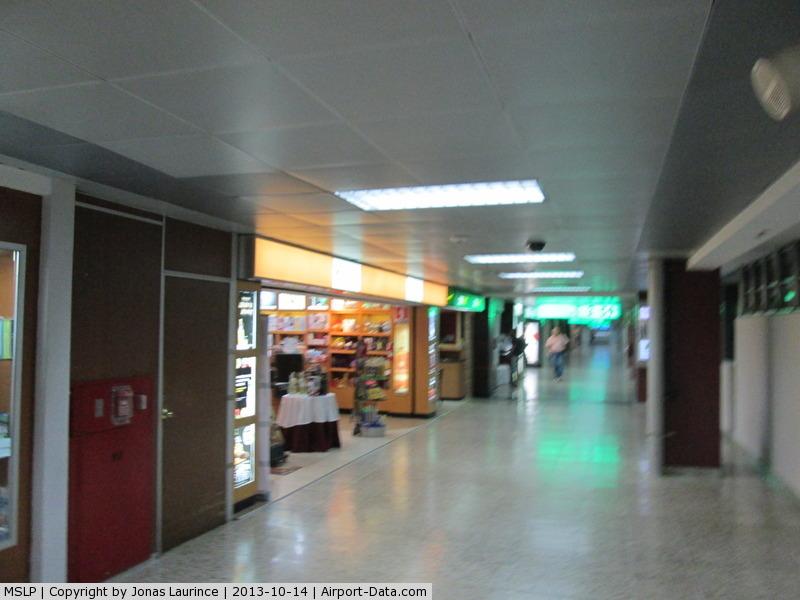 El Salvador International Airport, San Salvador El Salvador