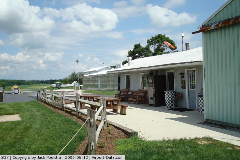 Smoketown Airport (S37) - Smoketown term.