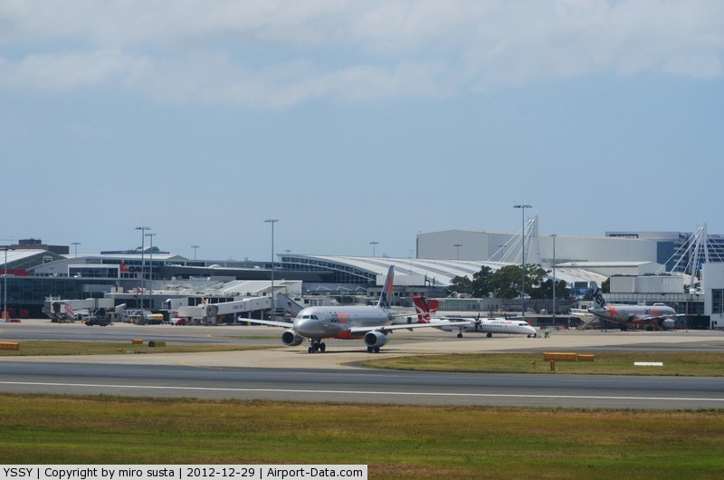 sydney airport - photo #31