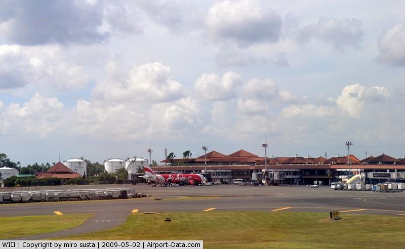 Soekarno-Hatta International Airport, Cengkareng, Banten (near Jakarta) Indonesia (WIII) - Jakarta Soekarno Hatta International Airport