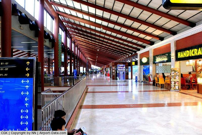 Soekarno-Hatta International Airport, Cengkareng, Banten