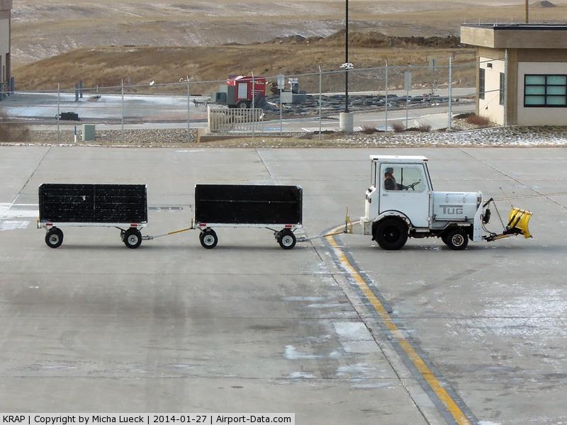 Rapid City Regional Airport (RAP) - At Rapid City