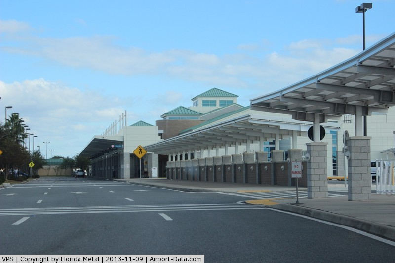 Eglin Afb Airport (VPS) - Eglin AFB/Valpraiso/Ft Walton Beach terminal