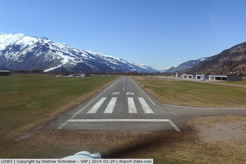 LOWZ Airport - Zell am See