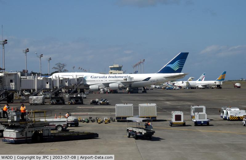 Ngurah Rai Airport (Bali International Airport), Denpasar