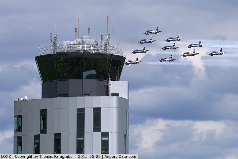 LOXZ Airport - Frecce Tricolori