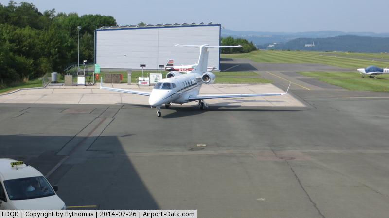 Bindlacher Berg Airport (Bayreuth Airport), Bayreuth Germany (EDQD) - Bayreuth Airport Bindlacher Berg