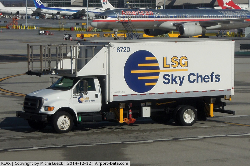 Los Angeles International Airport (LAX) - At LAX