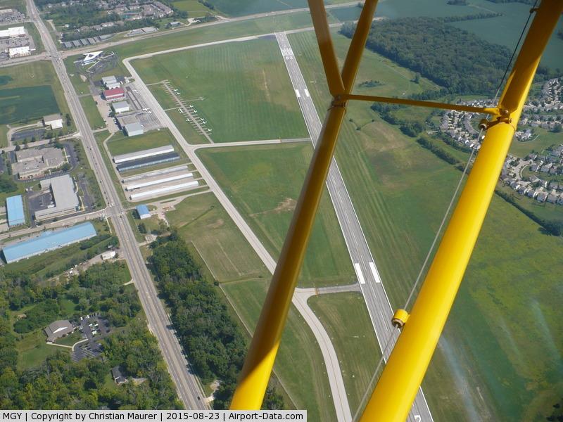 Dayton-wright Brothers Airport (MGY) - Dayton Wright Bros Rgnl