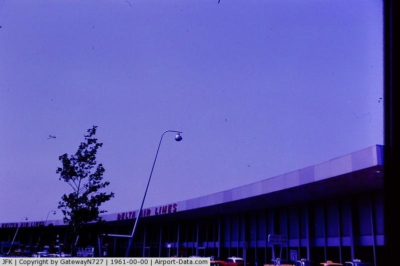 John F Kennedy International Airport (JFK) - United and Delta terminal.