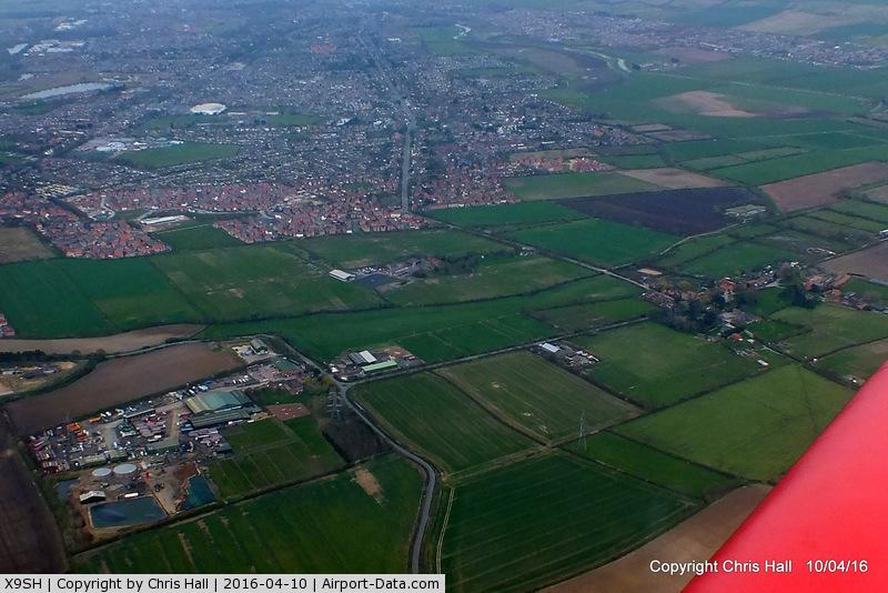X9SH Airport - South Hykeham airfield, Lincolnshire