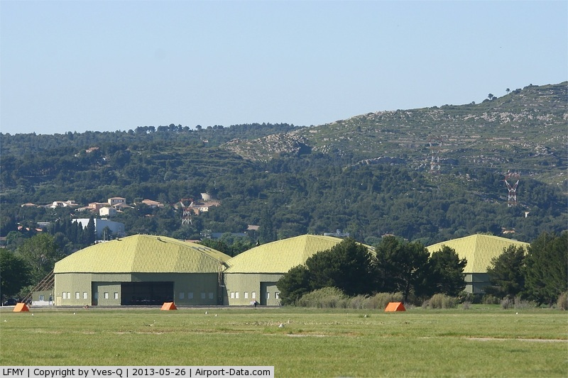 LFMY Airport - Salon de Provence Air Base 701 (LFMY)