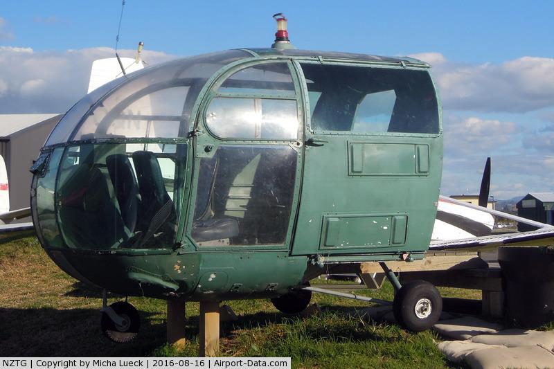 Tauranga Airport, Tauranga New Zealand (NZTG) - Playground at the Classic Flyers Museum, Tauranga Airport