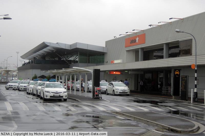Auckland International Airport, Auckland New Zealand (NZAA) - Auckland domestic