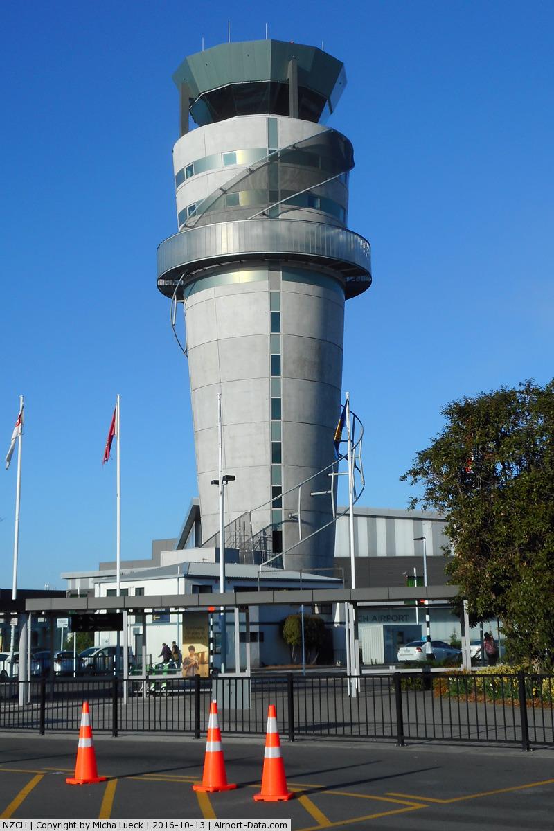 Christchurch International Airport, Christchurch New Zealand (NZCH) - At Christchurch