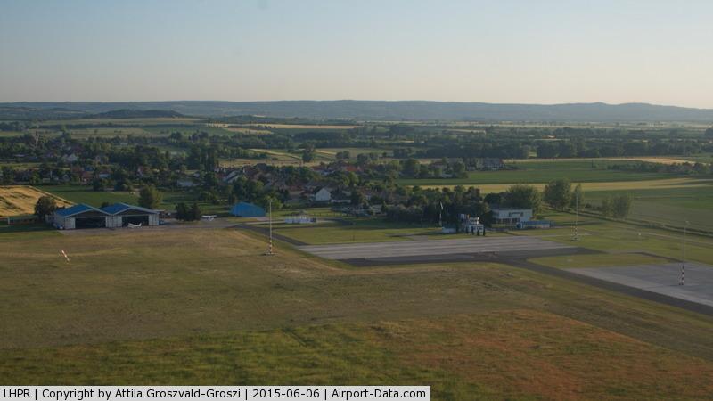 Gy?r Pér Airport, Gy?r, Pér Hungary (LHPR) - Györ-Pér Airport, Hungary