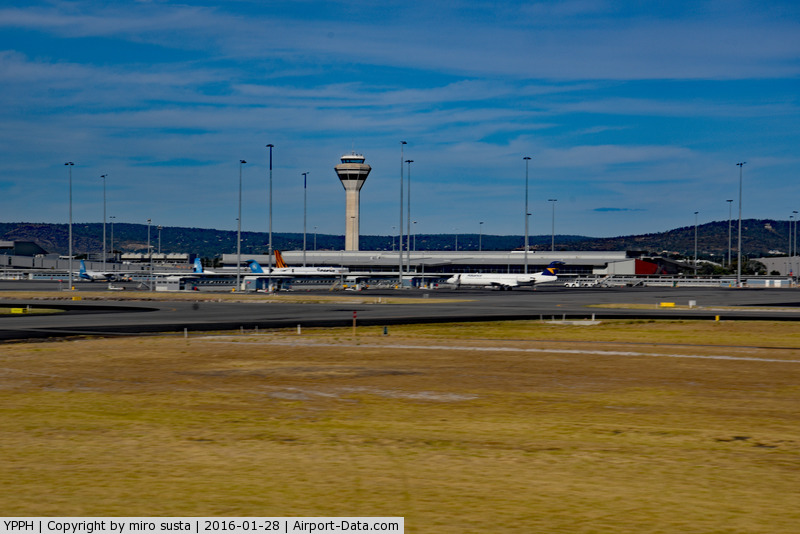 Perth International Airport, Redcliffe, Western Australia Australia (YPPH) - Perth (WA) International Airport