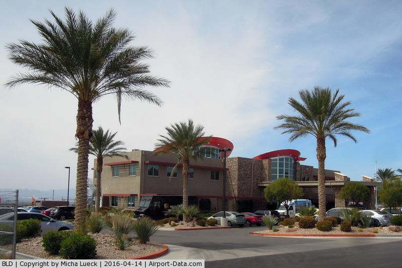 Boulder City Municipal Airport, Boulder City, Nevada United States (BLD) - Boulder, Nevada