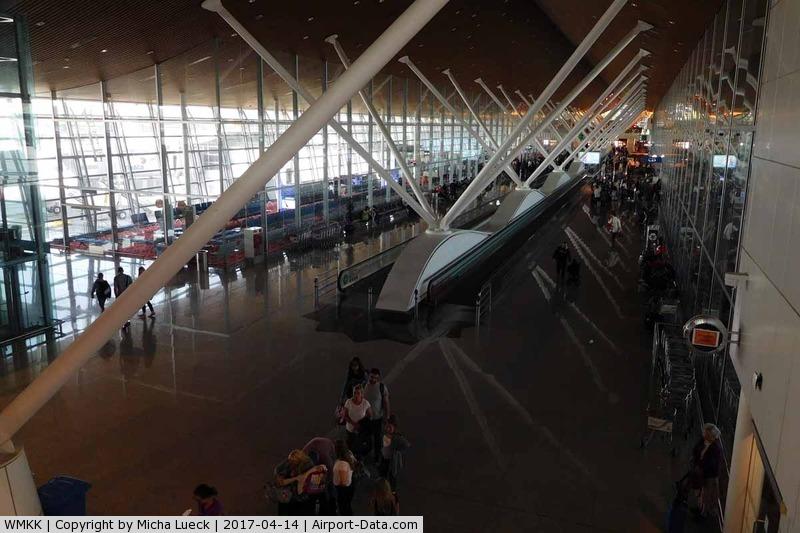 Kuala Lumpur International Airport, Sepang, Selangor Malaysia (WMKK) - At KL