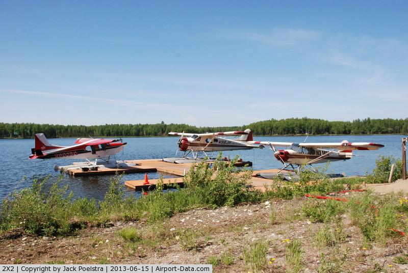Willow Spb Seaplane Base (2X2) - Willow seaplane base