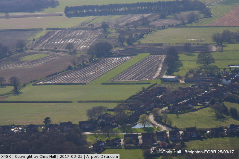 X4SK Airport - Skipwith Airstrip