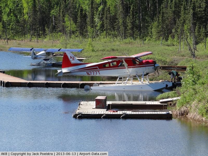 Christiansen Lake Seaplane Base (AK8) - Christiansen lake seaplane base Talkeetna AK