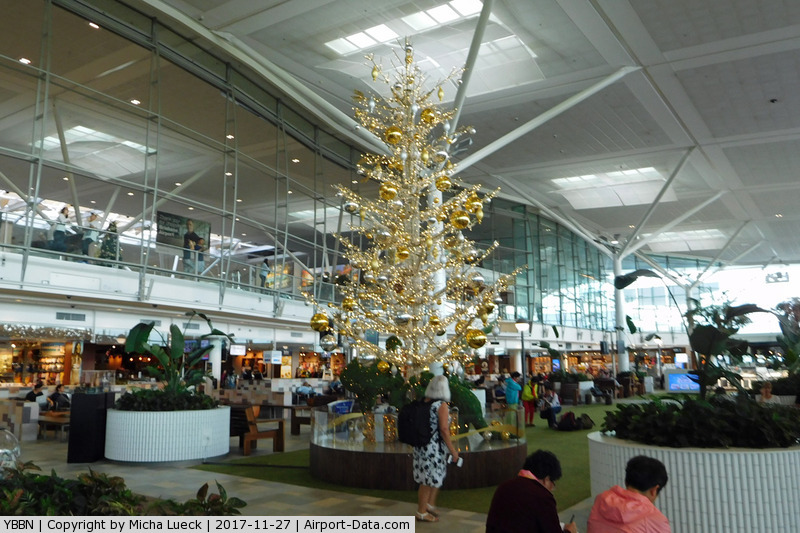 Brisbane International Airport, Brisbane, Queensland Australia (YBBN) - It is the beginning of the season