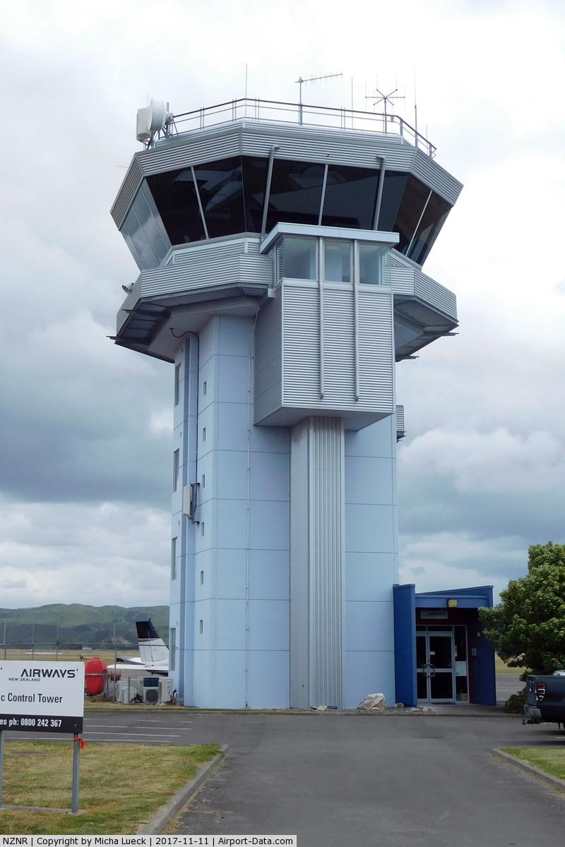 Napier Airport, Napier New Zealand (NZNR) - At Napier/Hastings