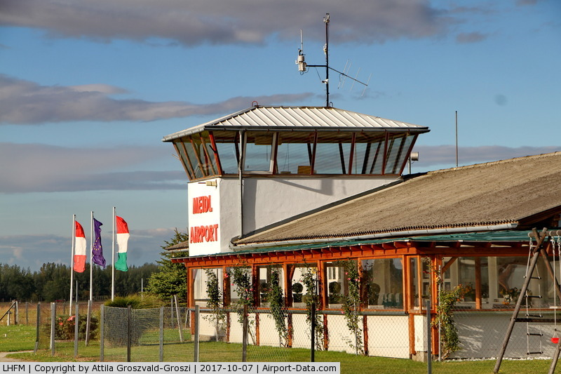 Fert?szentmiklós Airport, Fert?szentmiklós Hungary (LHFM) - Meidl Airport Fertöszentmiklós, Hungary
