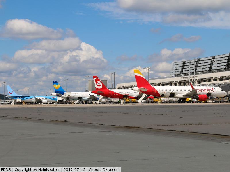 Stuttgart Echterdingen Airport, Stuttgart Germany (EDDS) - Stuttgart Airport