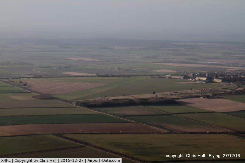 X4KL Airport - former RAF Kirton in Lindsey now home of the Trent Valley Gliding Club