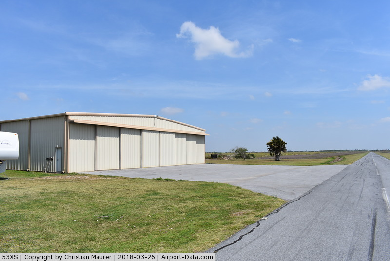 Kornegay Private Airport (53XS) - Kornegay Private Airport