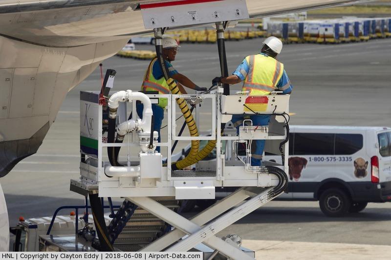 Honolulu International Airport (HNL) - HNL 2018.